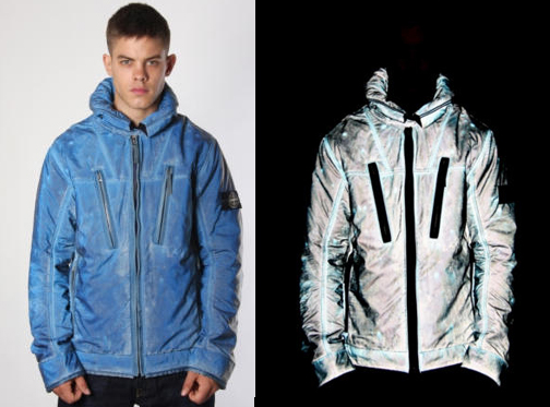 Stoneislandreflectivejacket