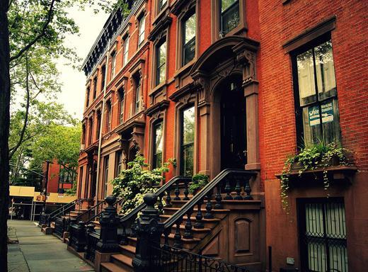 Brooklynbrownstonenewyo