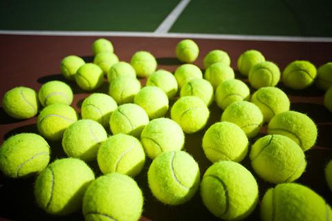 Usedtennisballs